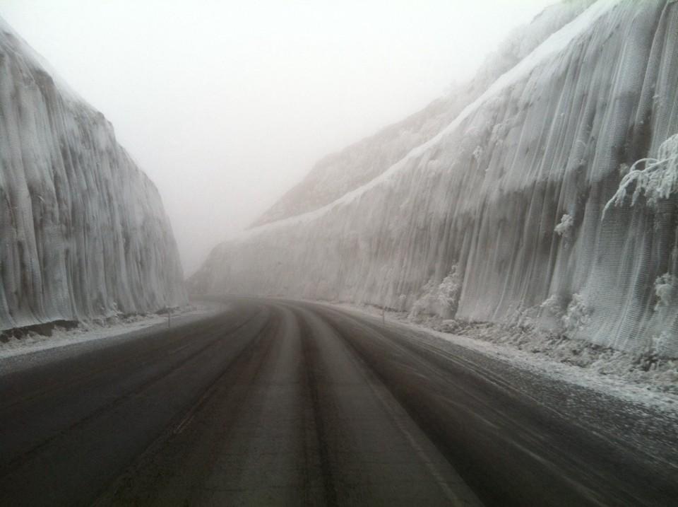Dead Man's Pass, Blue Mountains, Pendleton, Oregon