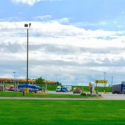 Abbyland in Curtiss, WI. Truck Stop Review