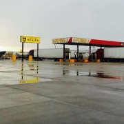 Flying J in Fort Stockton, TX Truck Stop Review