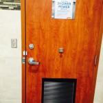 Shower Room Door Locks