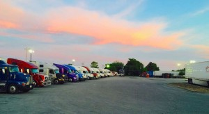 Muskogee Oklahoma Sunset