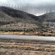 Mojave, CA Wind Farm