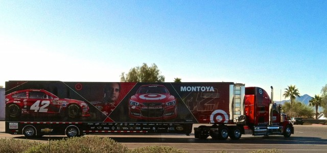 NASCAR #42 Transport