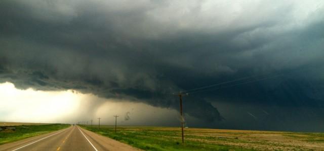 Boise City, OK Tornado