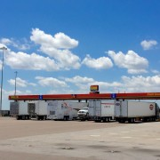 Pilot Travel Center in Colby, Kansas Truck Stop Review