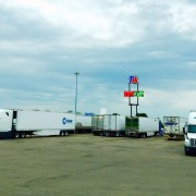 TA in Alda, Nebraska Truck Stop Review