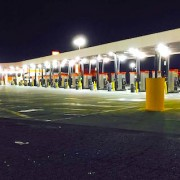 TA in Corning, CA Truck Stop Review