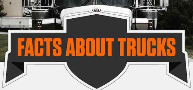 Awesome Facts About Trucks: Infographic