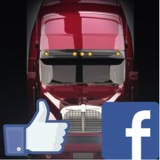 Social Media Sharing for Truckers
