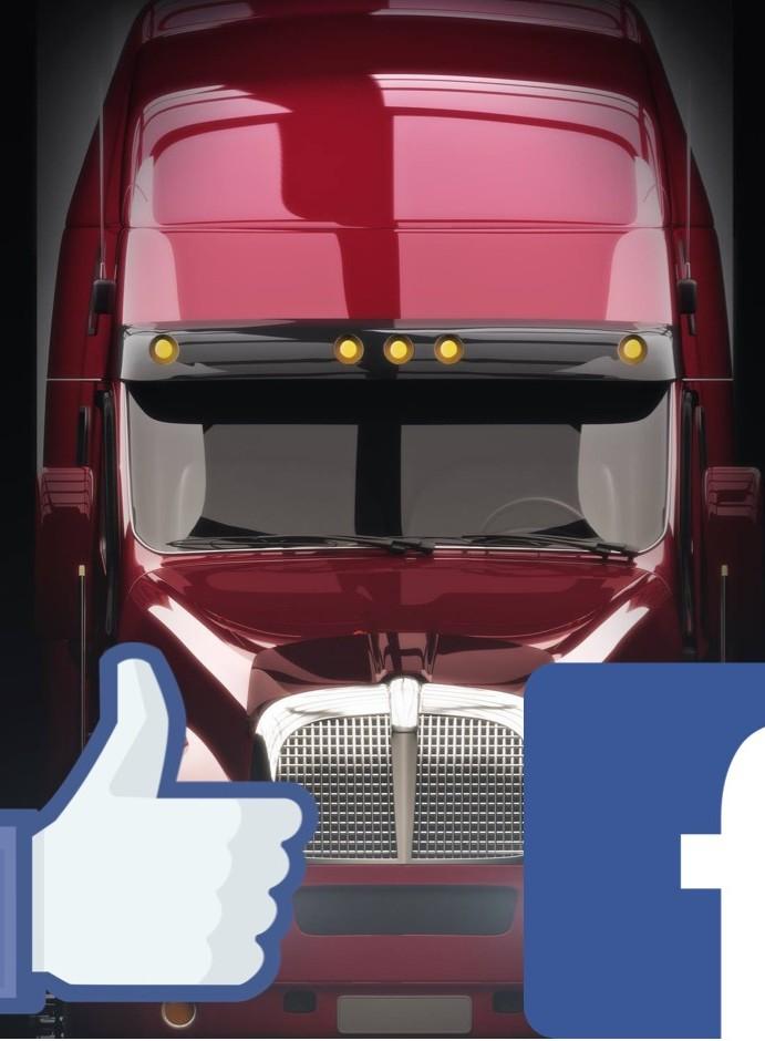 Social Media Sharing for Truckers